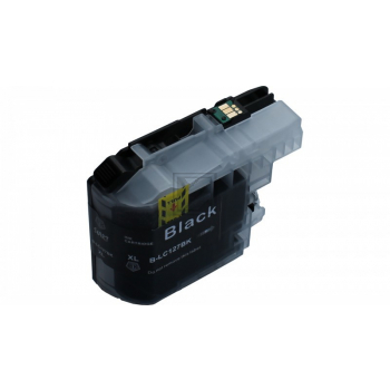 Compatible Ink Cartridge to Brother LC127 / LC125  (BK) XL