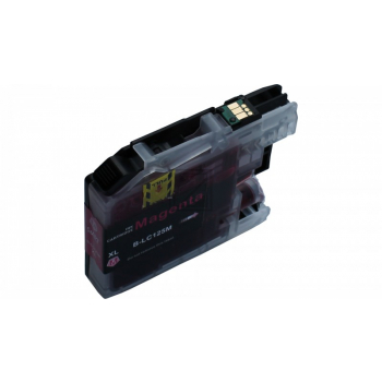 Compatible Ink Cartridge to Brother LC127 / LC125  (M) XL