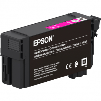Epson Tintenpatrone magenta HC (C13T40D340, T40D3)