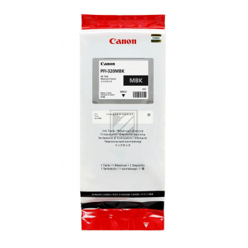 Canon Tintenpatrone schwarz matt HC (2889C001, PFI-320MBK)