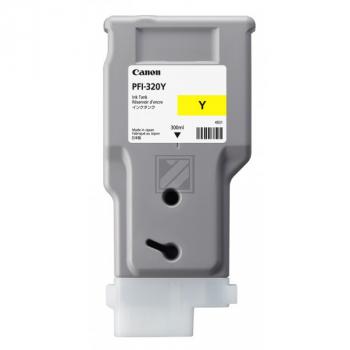 Canon Tintenpatrone gelb HC (2893C001, PFI-320Y)