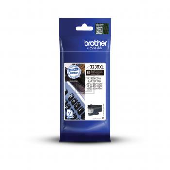 Brother Tintenpatrone schwarz HC (LC-3239XLBK)
