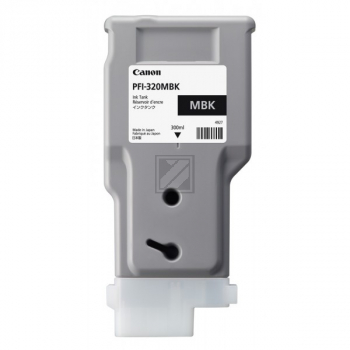Canon Tintenpatrone schwarz matt HC (2889C001AA, PFI-320MBK)