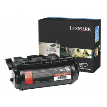 Lexmark Toner-Kartusche Corporate schwarz High-Capacity (0064040HW 64040HW 64436HW)