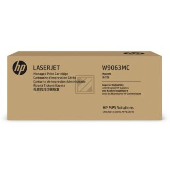 W9063MC HP E55040DW CARTRIDGE MAGENTA / W9063MC