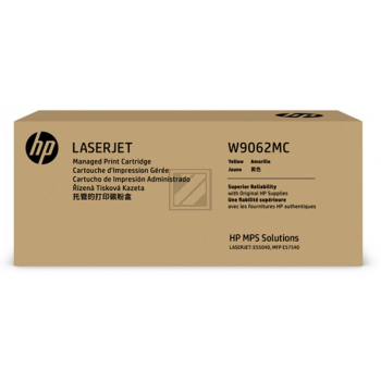 W9062MC HP E55040DW CARTRIDGE YELLOW / W9062MC