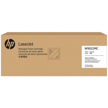 W9022MC HP CLJE75245 CARTRIDGE YELLOW / W9022MC