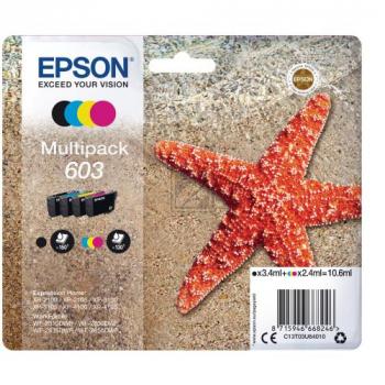 C13T03U64010 EPSON XP2100 TINTE (4) CMYK / C13T03U64010