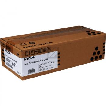 408340 RICOH MC250FW CARTRIDGE BLK UHC / 408340