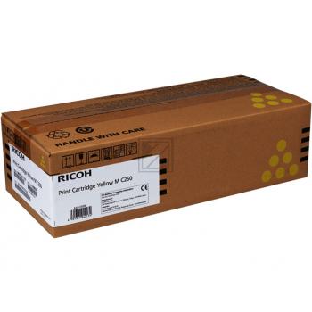 408343 RICOH MC250FW CARTRIDGE YEL UHC / 408343