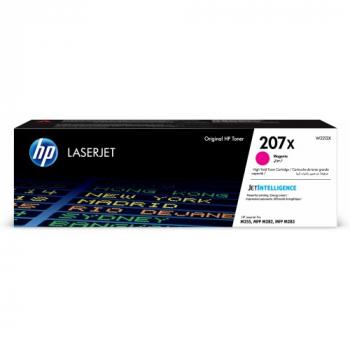 HP 207X (W2213X) magenta Tonerkartusche / W2213X // 2.450 S.