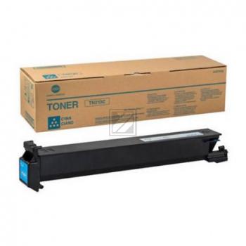 Konica Minolta Toner-Kit cyan (A0D7432 A0D7452, TN-213C)