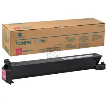 Konica Minolta Toner-Kit magenta (A0D7332 A0D7352, TN-213M)