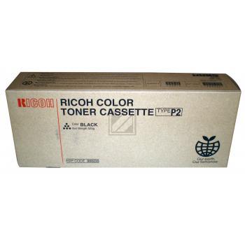 Ricoh Toner-Kit schwarz (885482 888235, TYPE-P2BK)