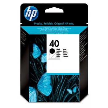 HP 51640AE Black