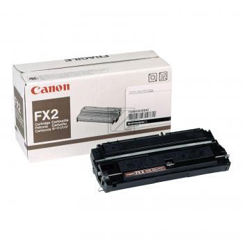 Canon Toner-Kartusche schwarz (1556A003, FX-2)