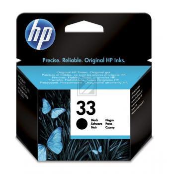 HP 51633ME Black