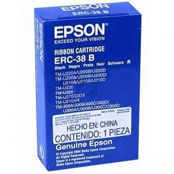 Epson Farbband Nylon schwarz (C43S015244 C43S015374, ERC-38B)