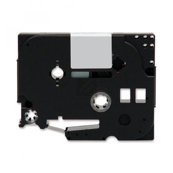 Brother Schriftbandkassette schwarz/gelb (TZE-641)
