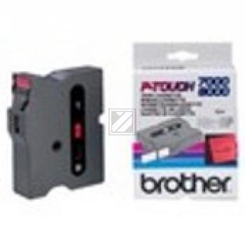 BROTHER P-TOUCH 24MM GRÜN/SCHW GRÜN/SCHWARZ 24MM ORIGINAL #TX751