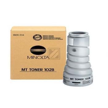MINOLTA EP1052 TONER 102B (2) EP1083/2010 #8935-204 (2x240Gr.), Kapazität: 6000