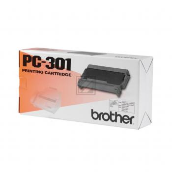 BROTHER 910/920/930 MEHRFACH- KASSETTE INKL. THERMOTRANSFERROLLE # 27735, Kapazität: 235 SE