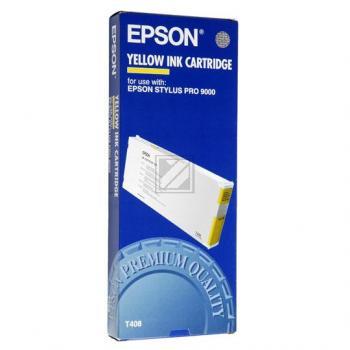 Epson C13T408011 Yellow