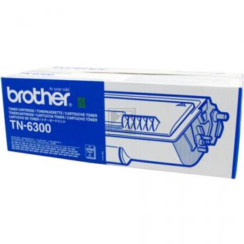 BROTHER TN6300 | 3000 Seiten, BROTHER Tonerkassette, schwarz