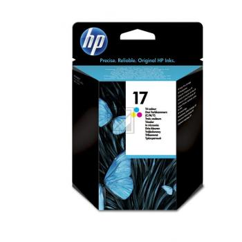 HP DJ840C DREIKAMMER FARBTIN- TENPATRONE (15ML) NR.17, Kapazität: 430