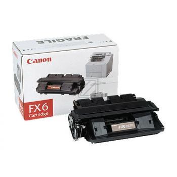 CANON LASERFAX L1000 FX6 TONER # H11-6431-460  (1559A003), Kapazität: 5000