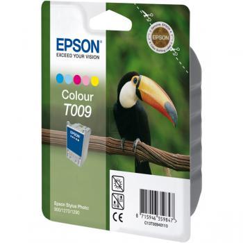 EPSON T009 | 330 Seiten, EPSON Tintenpatrone, color