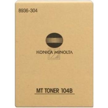 MINOLTA EP1054 TONER 104B (2) EP1054/1085 #8936-304