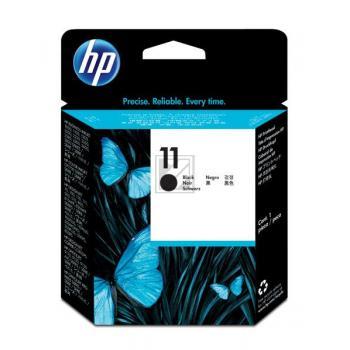 HP BUSINESS INKJET 2200/2250 /2250TN DRUCKKOPF NO.11 SCHWARZ, Kapazität: 16000