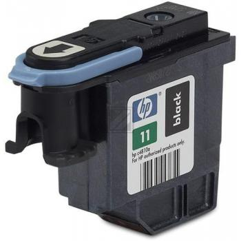 Original HP C4810A / 11 Tinte Schwarz