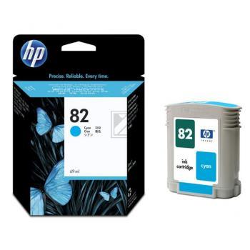 Hewlett Packard Tintenpatrone cyan (C4911A, 82)