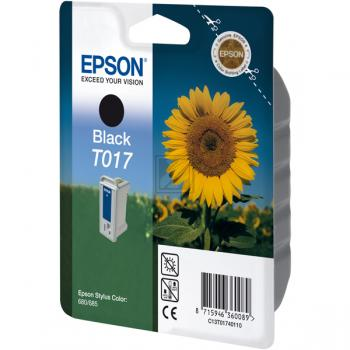 ORIG Epson C13T01740110 Black