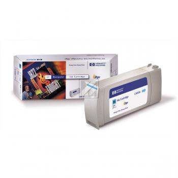 HP DESIGNJET 5000/5000PS TINTE CYAN NO.81