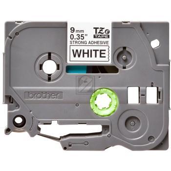 Brother Schriftbandkassette schwarz/weiß (TZE-S221)