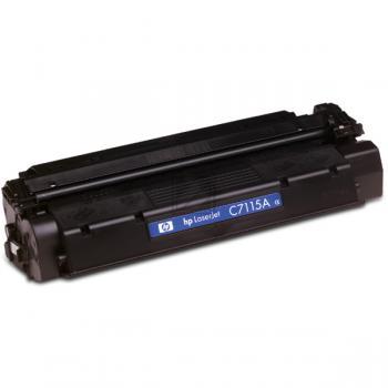 HP 15A | 2500 Seiten, HP Tonerkassette, schwarz
