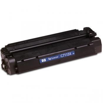 HP 15X | 3500 Seiten, HP Tonerkassette mit hoher Reichweite, schwarz