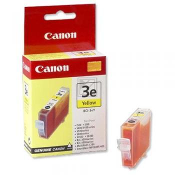 Canon Tintenpatrone gelb (4482A002, BCI-3EY)