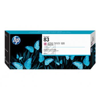 Hewlett Packard Tintenpatrone magenta light (C4945A, 83)