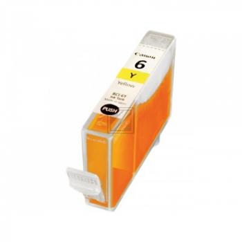 Canon Tintenpatrone gelb (4708A002, BCI-6Y)