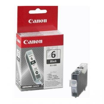 Canon Tintenpatrone schwarz (4705A002, BCI-6BK)