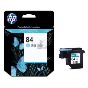 Hewlett Packard Tintendruckkopf cyan light (C5020A, 84)