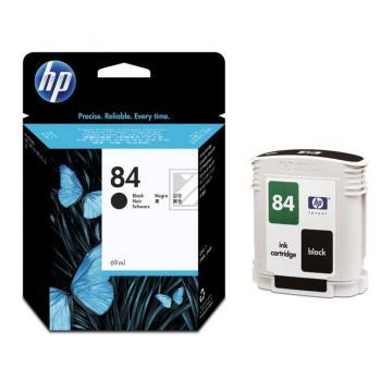 Hewlett Packard Tintenpatrone schwarz (C5016AE, 84)