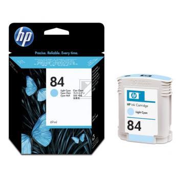Hewlett Packard Tintenpatrone cyan light (C5017A, 84)