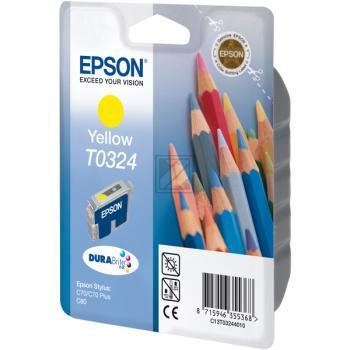 Epson C13T03244010 Yellow