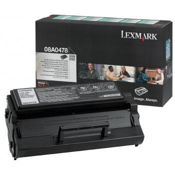 Lexmark Toner-Kartusche schwarz High-Capacity (08A0478)