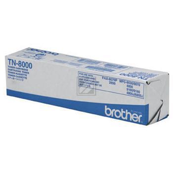 BROTHER TN8000 | 2200 Seiten, BROTHER Tonerkit, schwarz